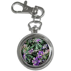 Garden Greens Key Chain Watch by Rbrendes