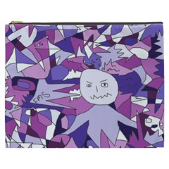 Fms Confusion Cosmetic Bag (xxxl) by FunWithFibro