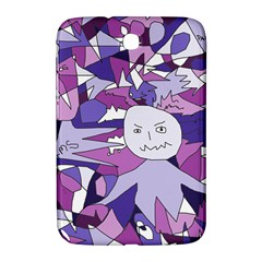 Fms Confusion Samsung Galaxy Note 8 0 N5100 Hardshell Case  by FunWithFibro