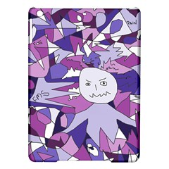 Fms Confusion Apple Ipad Air Hardshell Case by FunWithFibro
