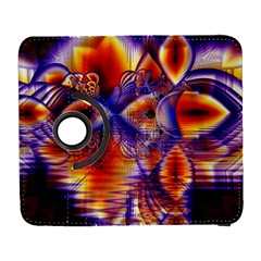Winter Crystal Palace, Abstract Cosmic Dream Samsung Galaxy S  Iii Flip 360 Case by DianeClancy