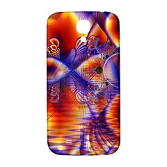 Winter Crystal Palace, Abstract Cosmic Dream Samsung Galaxy S4 I9500/I9505  Hardshell Back Case by DianeClancy