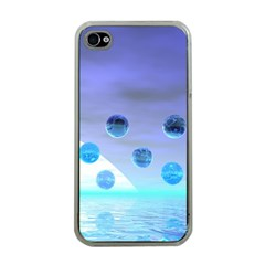Moonlight Wonder, Abstract Journey To The Unknown Apple Iphone 4 Case (clear) by DianeClancy