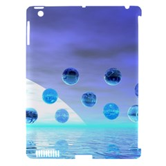 Moonlight Wonder, Abstract Journey To The Unknown Apple Ipad 3/4 Hardshell Case (compatible With Smart Cover) by DianeClancy