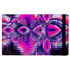 Rose Crystal Palace, Abstract Love Dream  Apple Ipad 3/4 Flip Case by DianeClancy