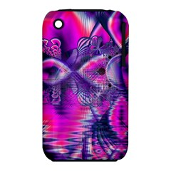 Rose Crystal Palace, Abstract Love Dream  Apple Iphone 3g/3gs Hardshell Case (pc+silicone) by DianeClancy