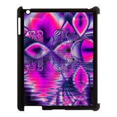 Rose Crystal Palace, Abstract Love Dream  Apple Ipad 3/4 Case (black) by DianeClancy