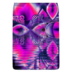 Rose Crystal Palace, Abstract Love Dream  Removable Flap Cover (large) by DianeClancy