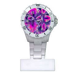 Rose Crystal Palace, Abstract Love Dream  Nurses Watch by DianeClancy