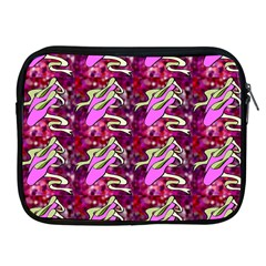 Ballerina Slippers Apple Ipad Zippered Sleeve by Rbrendes