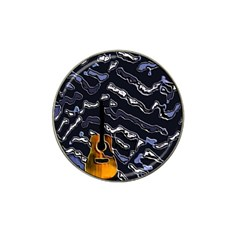 Sound Waves Golf Ball Marker 10 Pack (for Hat Clip) by Rbrendes