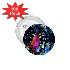 Bird 1.75  Button (100 pack) by Rbrendes