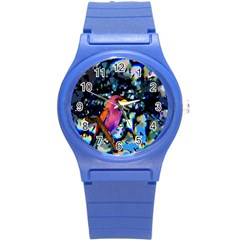 Bird Plastic Sport Watch (small) by Rbrendes
