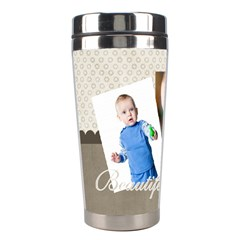 Baby By Baby   Stainless Steel Travel Tumbler   Pmfeul34gk12   Www Artscow Com Left