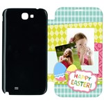 easter - Samsung Galaxy Note 2 Flip Cover Case