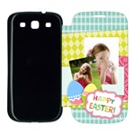easter - Samsung Galaxy S3 Flip Cover Case