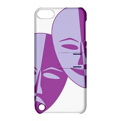 Comedy & Tragedy Of Chronic Pain Apple iPod Touch 5 Hardshell Case with Stand by FunWithFibro