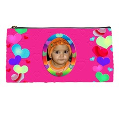 Ananya By Lalitha    Pencil Case   78o65jl90fzo   Www Artscow Com Front