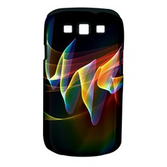 Northern Lights, Abstract Rainbow Aurora Samsung Galaxy S Iii Classic Hardshell Case (pc+silicone) by DianeClancy