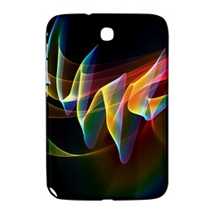 Northern Lights, Abstract Rainbow Aurora Samsung Galaxy Note 8 0 N5100 Hardshell Case  by DianeClancy