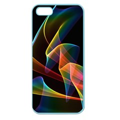 Crystal Rainbow, Abstract Winds Of Love  Apple Seamless Iphone 5 Case (color) by DianeClancy