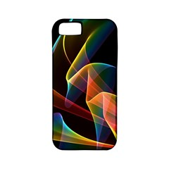 Crystal Rainbow, Abstract Winds Of Love  Apple Iphone 5 Classic Hardshell Case (pc+silicone) by DianeClancy