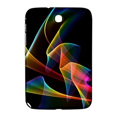 Crystal Rainbow, Abstract Winds Of Love  Samsung Galaxy Note 8 0 N5100 Hardshell Case  by DianeClancy
