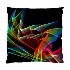 Dancing Northern Lights, Abstract Summer Sky  Cushion Case (single Sided)