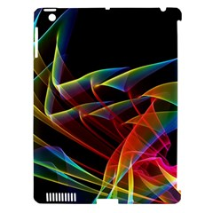 Dancing Northern Lights, Abstract Summer Sky  Apple Ipad 3/4 Hardshell Case (compatible With Smart Cover) by DianeClancy