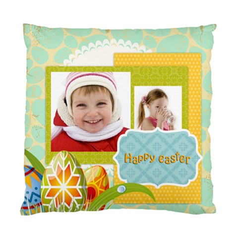 Easter By Easter   Standard Cushion Case (one Side)   P9ikm2692bz1   Www Artscow Com Front
