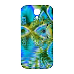 Mystical Spring, Abstract Crystal Renewal Samsung Galaxy S4 I9500/I9505  Hardshell Back Case