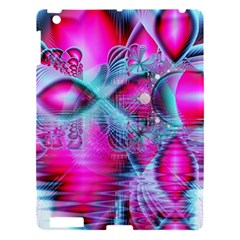 Ruby Red Crystal Palace, Abstract Jewels Apple Ipad 3/4 Hardshell Case by DianeClancy