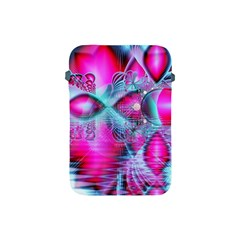 Ruby Red Crystal Palace, Abstract Jewels Apple Ipad Mini Protective Sleeve by DianeClancy