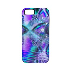 Peacock Crystal Palace Of Dreams, Abstract Apple Iphone 5 Classic Hardshell Case (pc+silicone) by DianeClancy