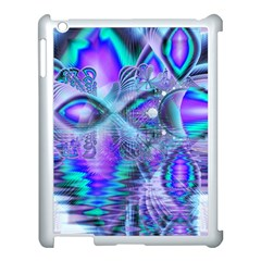 Peacock Crystal Palace Of Dreams, Abstract Apple Ipad 3/4 Case (white) by DianeClancy