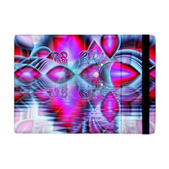 Crystal Northern Lights Palace, Abstract Ice  Apple Ipad Mini Flip Case by DianeClancy