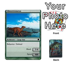 Jack Mesozoic Hunter Cards By Michael   Playing Cards 54 Designs   3qbom8ya1v18   Www Artscow Com Front - HeartJ