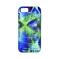 Irish Dream Under Abstract Cobalt Blue Skies Apple Iphone 5 Classic Hardshell Case (pc+silicone) by DianeClancy