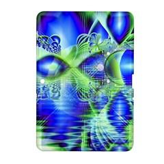 Irish Dream Under Abstract Cobalt Blue Skies Samsung Galaxy Tab 2 (10 1 ) P5100 Hardshell Case  by DianeClancy