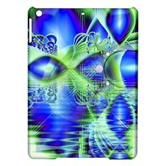 Irish Dream Under Abstract Cobalt Blue Skies Apple Ipad Air Hardshell Case by DianeClancy