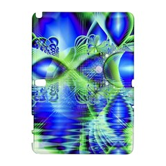 Irish Dream Under Abstract Cobalt Blue Skies Samsung Galaxy Note 10 1 (p600) Hardshell Case by DianeClancy