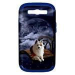 Petra-009 - Samsung Galaxy S III Hardshell Case (PC+Silicone)