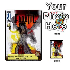 Merchant Sentinels By Manchi   Multi Purpose Cards (rectangle)   R9bzop1mxvxw   Www Artscow Com Front 54