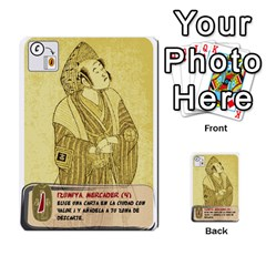 Merchant Sentinels By Manchi   Multi Purpose Cards (rectangle)   R9bzop1mxvxw   Www Artscow Com Front 21