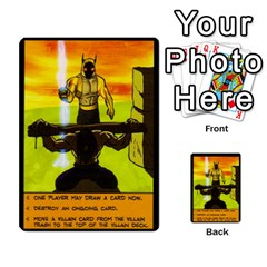 Merchant Sentinels By Manchi   Multi Purpose Cards (rectangle)   R9bzop1mxvxw   Www Artscow Com Back 3