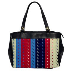 Giraffentapete Oversize Office Handbag (one Side) by Siebenhuehner
