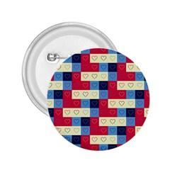 Hearts 2 25  Button by Siebenhuehner