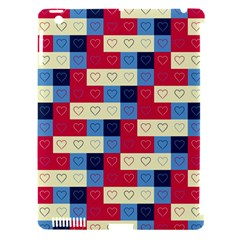 Hearts Apple Ipad 3/4 Hardshell Case (compatible With Smart Cover) by Siebenhuehner