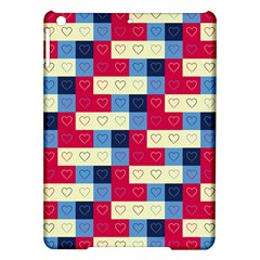 Hearts Apple Ipad Air Hardshell Case by Siebenhuehner