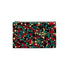 Retro Cosmetic Bag (small) by Siebenhuehner
